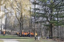 Humber College Arboriculture Program. Photo: Adrina C. Bardekjian