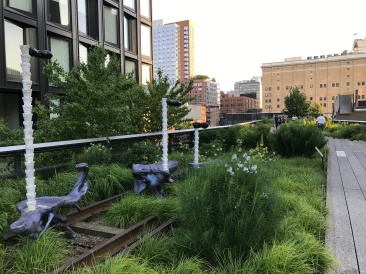 Highline, NYC. Photo: Adrina C. Bardekjian