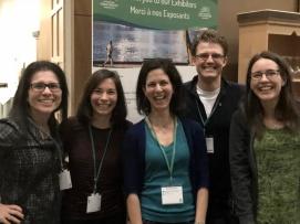 Dr. Adrina C. Bardekjian, Sarah Quann, Marie-Paule Godin, Frederik Vroom, Jennifer Feschuk